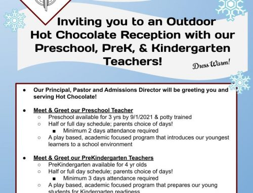 Meet & Greet with Early Childhood!